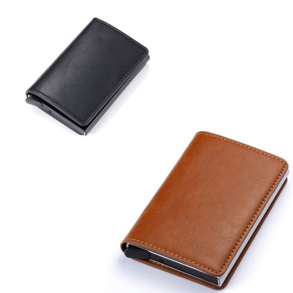 Wallet + Business Card Holder
