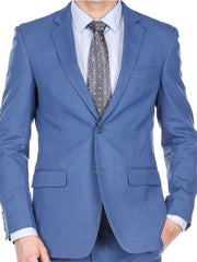 Slim Blue Suit - Two Piece