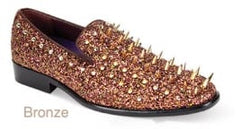 Spiked Prom Shoes