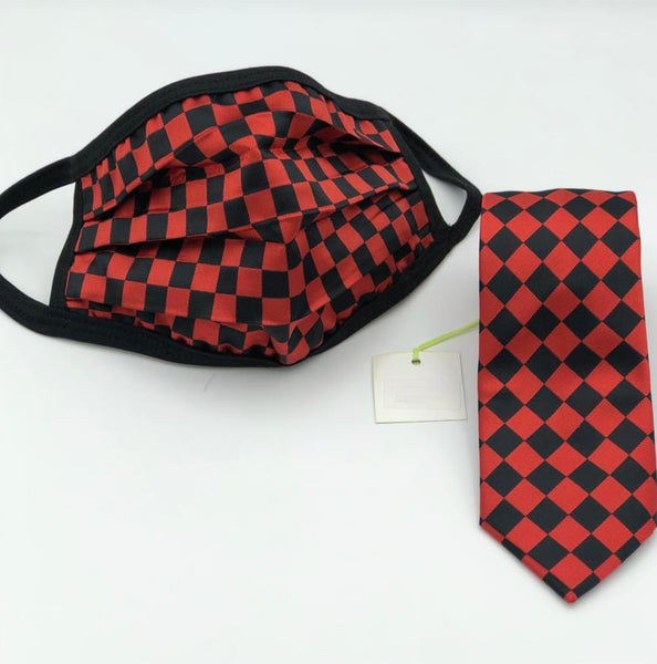 Mask and Tie Checker Set
