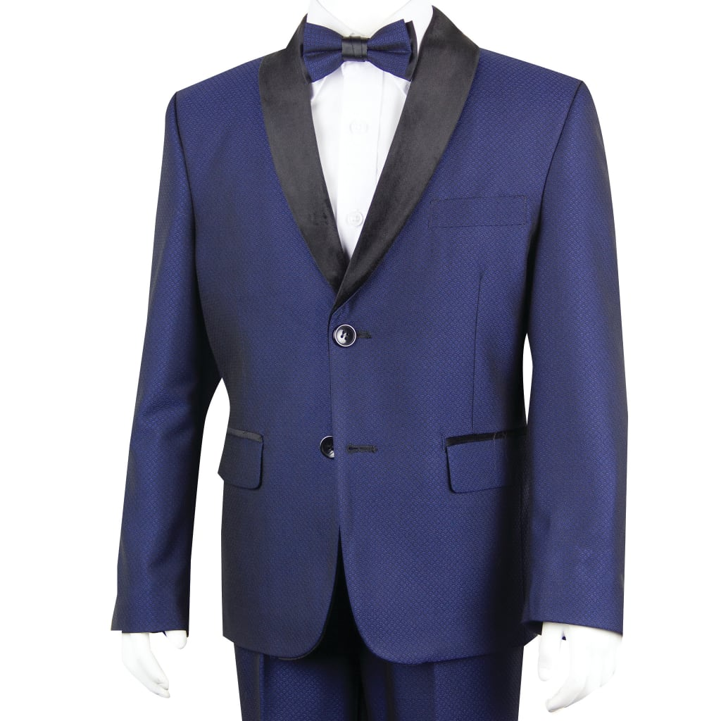Dark Blue Kids Tux