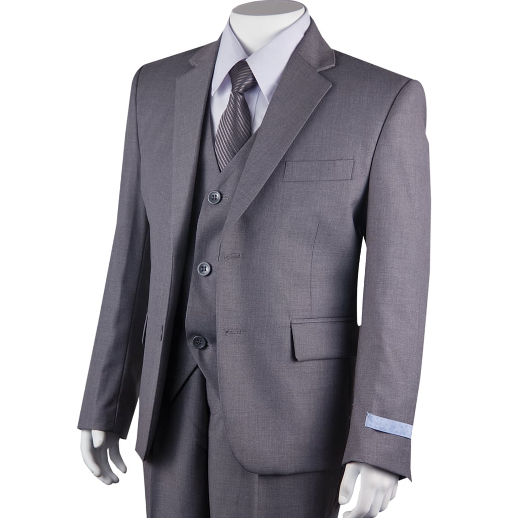 Grey Kids Suit