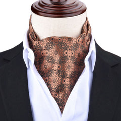 KCT Luxury Formal Cravat Ascot British style