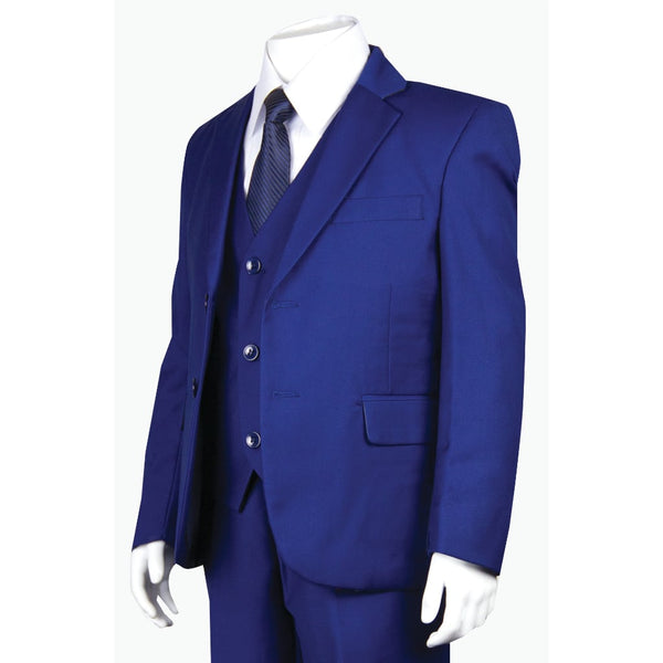 Royal Blue Kids Suit
