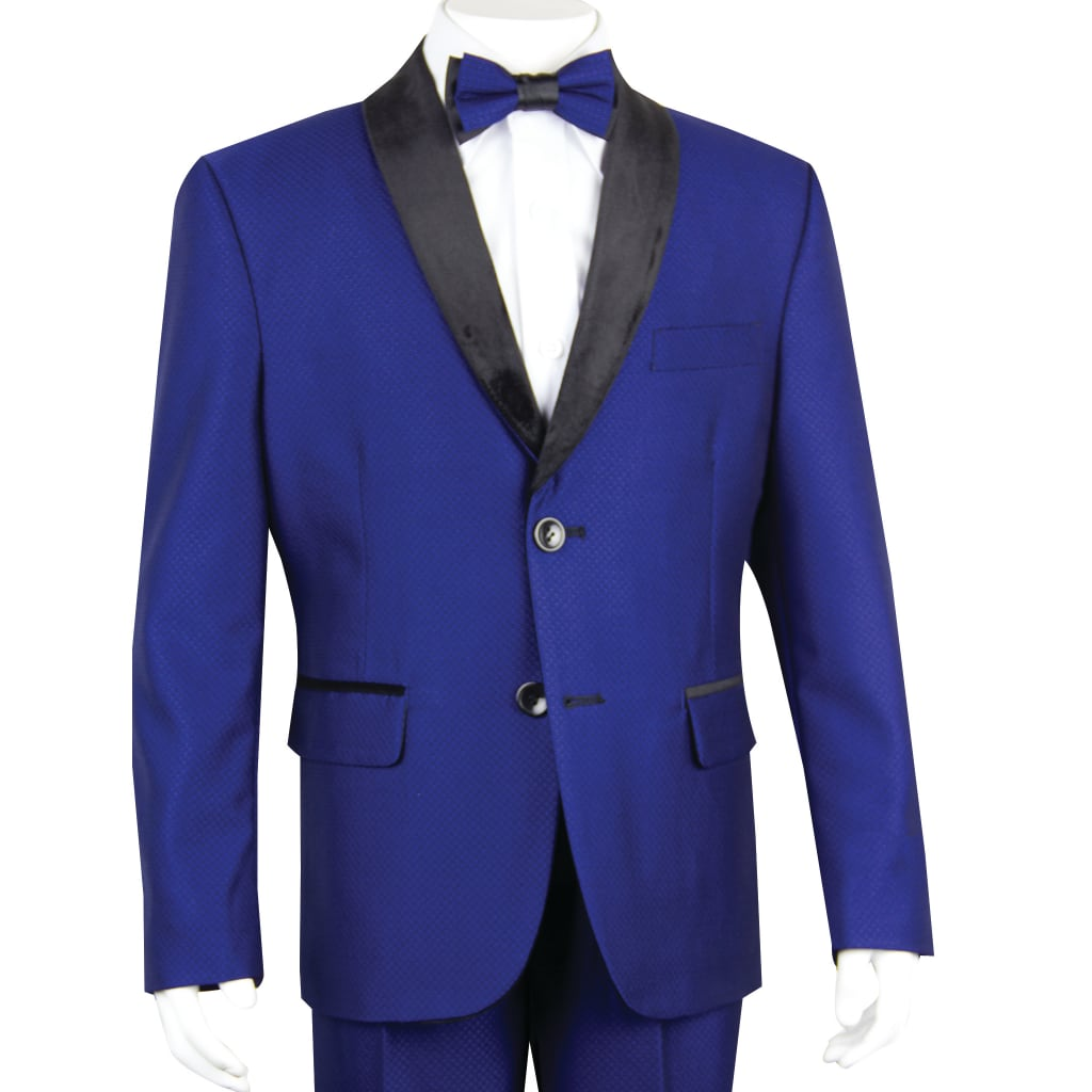 Royal Blue Kids Tux