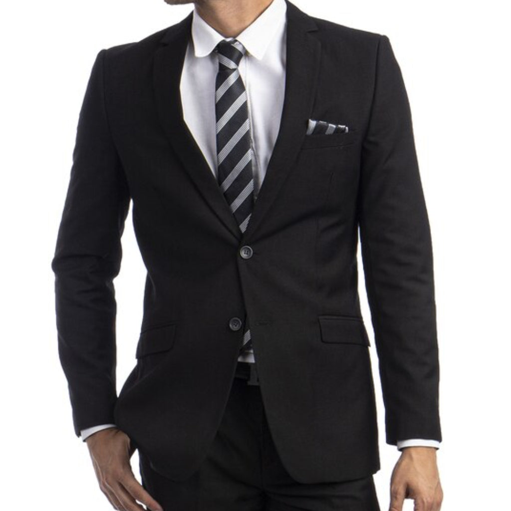 Black Fall Suit