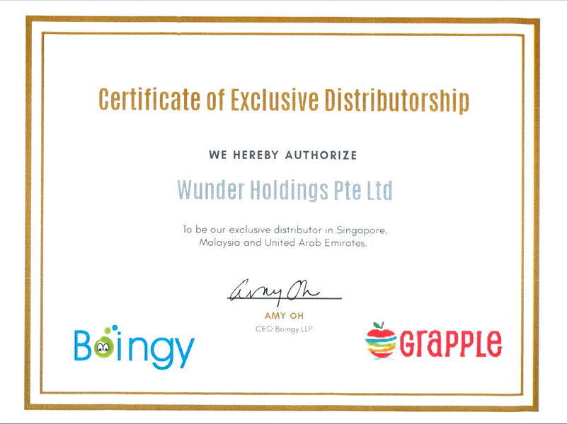 Boingy Exclusive Distributor