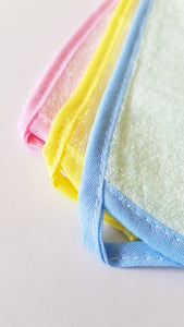 Essential My Babblings Bamboo Cotton Washcloth (Single) - My Babblings™