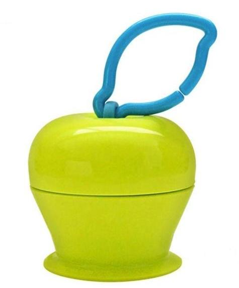 Grapple - The Essential Toy Tether-Grapple-My Babblings-Crunchy Green Grapple-My Babblings™
