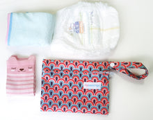 My Babblings Reusable Wet Bag Wristlet - My Babblings™