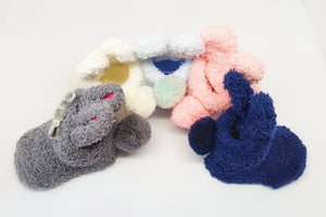 Furball Socks-Baby Socks-My Babblings-Smoky Grey-My Babblings™