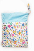 My Babblings Large Reusable Wet Bag-Wet Bag-My Babblings-Mermaid Tails-My Babblings™