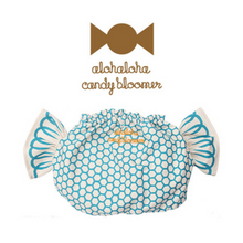 Alohaloha Candy Bloomer キャンディブルマ-Baby Apparel-My Babblings-Aqua Honey Snack Candybloomer-My Babblings™