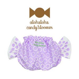 Alohaloha Candy Bloomer キャンディブルマ-Baby Apparel-My Babblings-Lavender Bubble Soda Candybloomer-My Babblings™