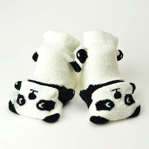 ポプキンズ 3D Pop Up Socks (Made in Japan)-Baby Socks-My Babblings-Playful Panda-My Babblings™