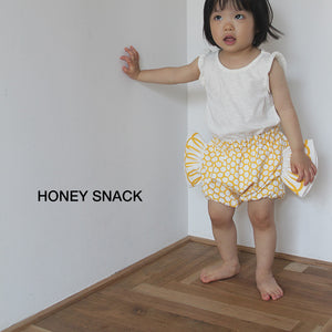 Alohaloha Candy Bloomer キャンディブルマ-Baby Apparel-My Babblings-Pink Apple Peel Candybloomer-My Babblings™