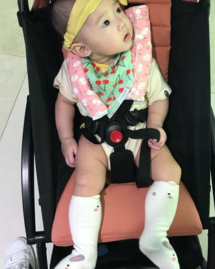 Stroller Strap Protectors - My Babblings™