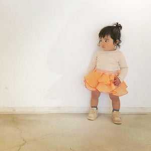 Alohaloha Bouquet Bloomer ブーケブルマー-Baby Apparel-My Babblings-Orange bouquet-My Babblings™