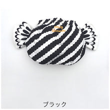 Alohaloha Candy Bloomer キャンディブルマ-Baby Apparel-My Babblings-Black Apple Peel Candybloomer-My Babblings™