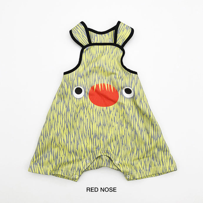 Alohaloha SALOPETS サロペッツ TINY MONSTERS-Baby Apparel-My Babblings-Red Nose-My Babblings™