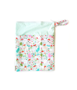 My Babblings Large Reusable Wet Bag-Wet Bag-My Babblings-Kitten Dreamland-My Babblings™