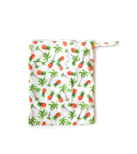 My Babblings Large Reusable Wet Bag-Wet Bag-My Babblings-Pineapple Paradise-My Babblings™