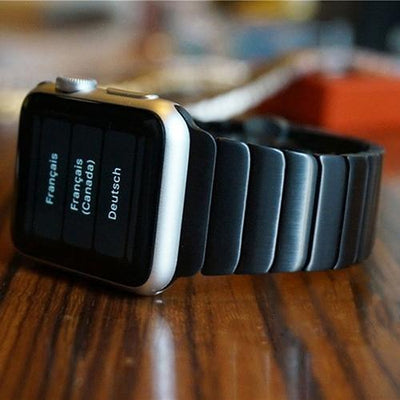 Stainless Steel iWatch Band