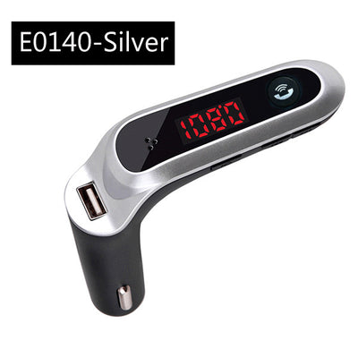 CAR BLUETOOTH 5.0 FM TRANSMITTER WIRELESS AUDIO RECEIVER