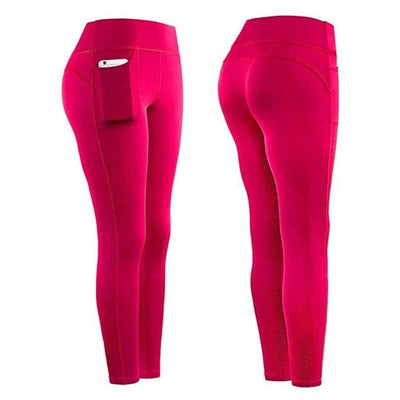 Seamless leggings Solid Yoga Pants