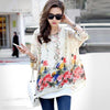 Women Blouses New Arrival Vintage Chiffon Tops