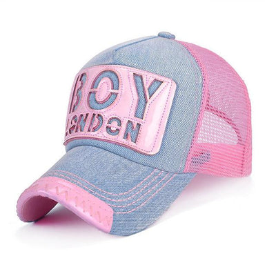 Baseball Caps/ Casual Cap Denim Wash Sports Hats for  Men/ Women