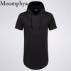 Men Hooded T-Shirt