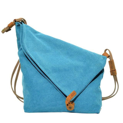 Women Casual Crazy Horse Leather Crossbody Bags