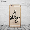 Luxury Gold Plating Silicone Case For iphone 8 X 6s 7 Plus Transparent Crystal Clear Cover