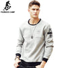 Men Thick Warm Fleece Sweatshirts