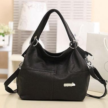 Messenger PU Leather Shoulder Bag