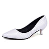 HOT Patent Leather Pointed Toe High Heel Pumps/ Women Dress Shoes