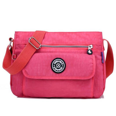Nylon Messenger Shoulder Bags