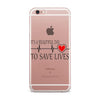 Transparent Silicone Case Cover For iPhone 7, 7 Plus, 5, 5S, 5C, SE, 6, 6S Plus