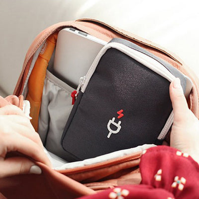 Digital Gadget Organizer Bag