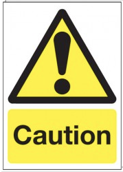 Caution Signs SSW0265
