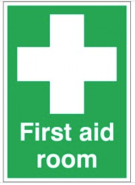 First Aid Room Sign SSW0194