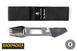 The Muncher Titanium Multi Tool Utensil