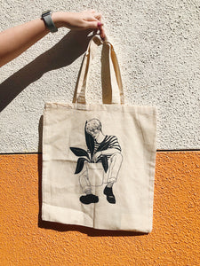 Plant Boy Reusable Tote Bag