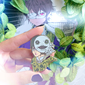 The Cursed Boy Emil Pin
