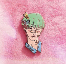 Band-Aid Bangtan Boys Enamel Pins