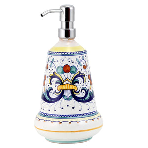 RICCO DERUTA: Liquid Soap Lotion Dispenser (Large 26 OZ)
