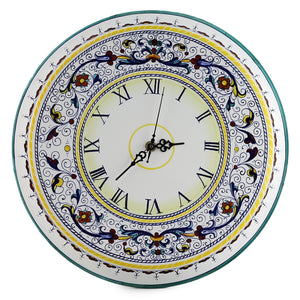 RICCO DERUTA DELUXE: Large Round Wall Clock