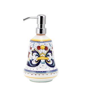 RICCO DERUTA: Liquid Soap Lotion Dispenser (Medium 14 OZ)