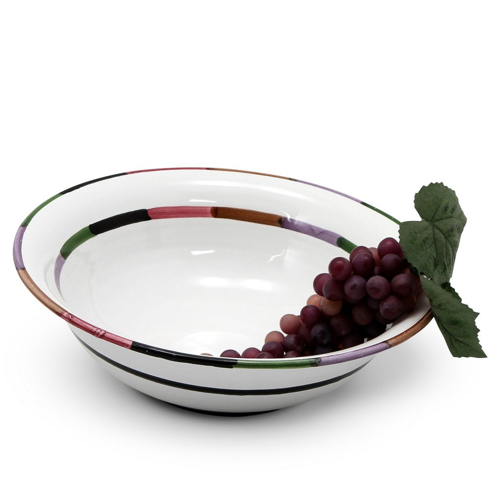 CIRCO: Large Pasta/Salad Serving Bowl